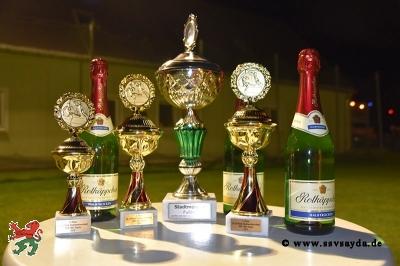 FFF gewinnt 40. Fußball Stadtmeisterschaft 2019